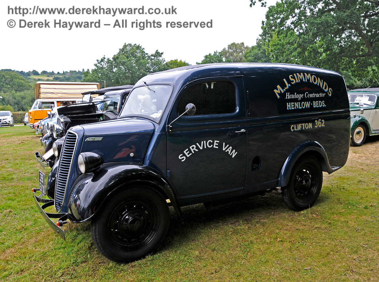 Vintage Transport Weekend, Horsted Keynes, 13.08.2016  16014