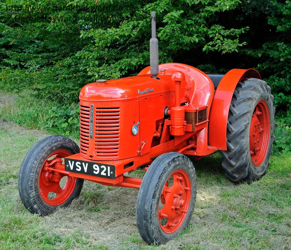 Best Tractor was a David Brown, VSV921, owned by Ray Woolford.  Vintage Transport Weekend, Horsted Keynes, 14.08.2016  16155