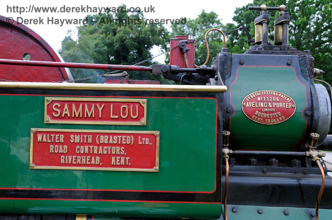 Vintage Transport Weekend, Horsted Keynes, 13.08.2016  15991