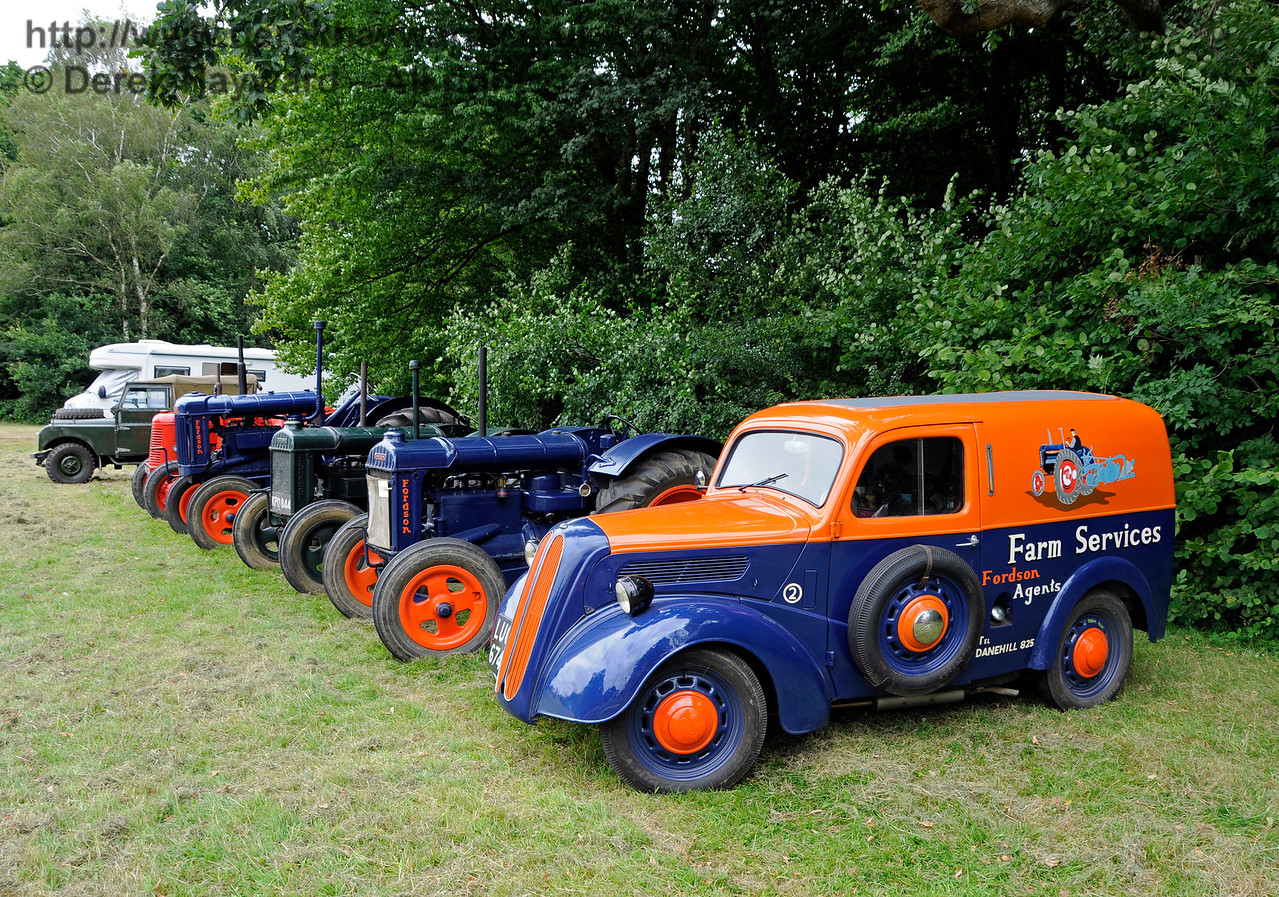 Vintage Transport Weekend, Horsted Keynes, 13.08.2016  16006