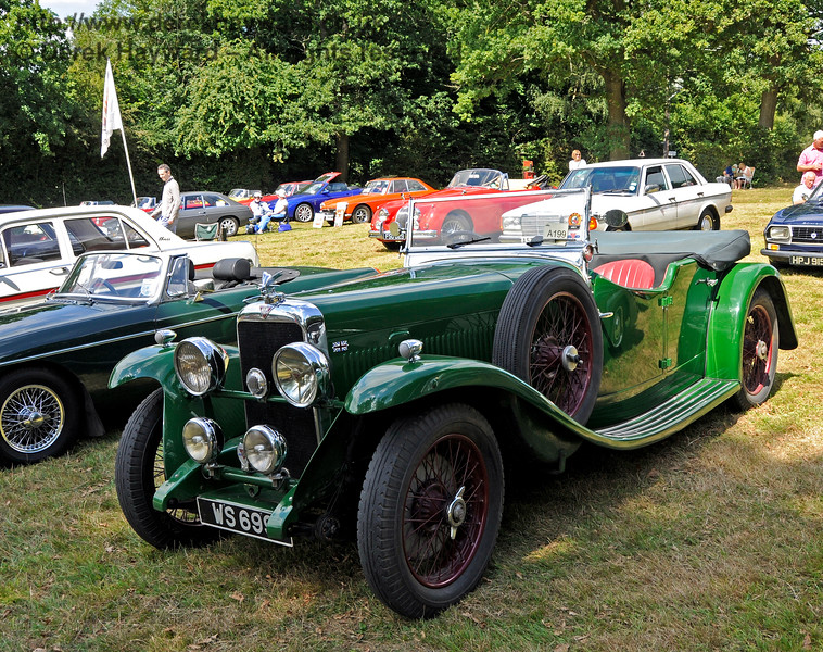 Vintage Transport Weekend, Horsted Keynes, 14.08.2016  16158