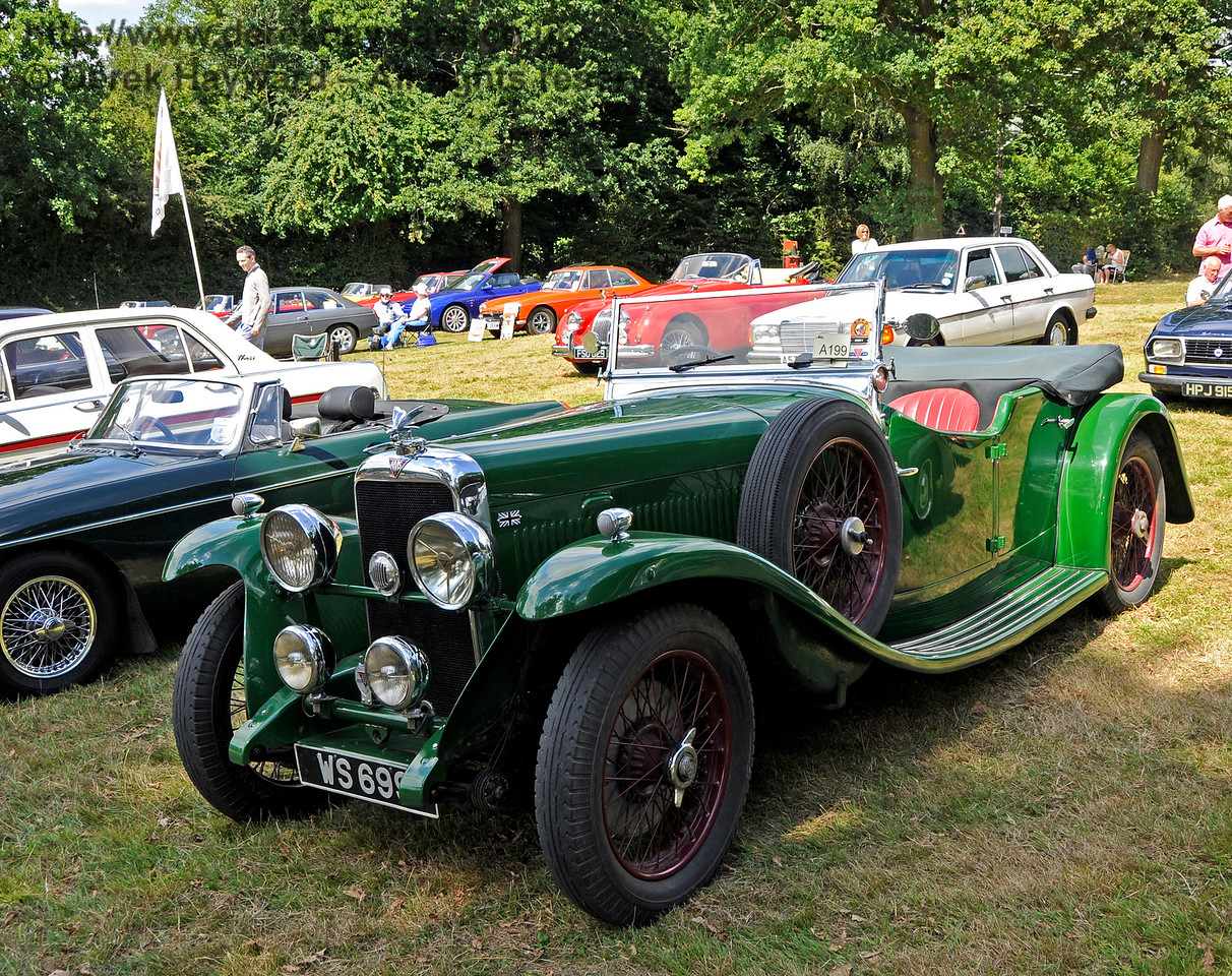 Vintage Transport Weekend, Horsted Keynes, 14.08.2016  16158