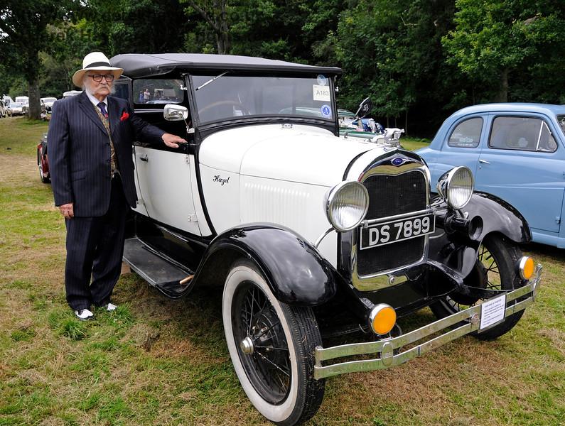 Vintage Transport Weekend, Horsted Keynes, 13.08.2016  16015