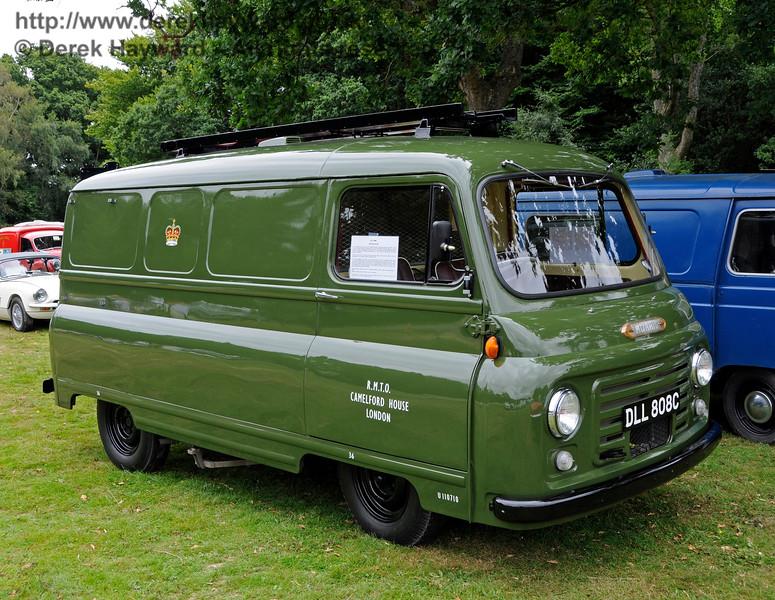 Vintage Transport Weekend, Horsted Keynes, 13.08.2016  16009
