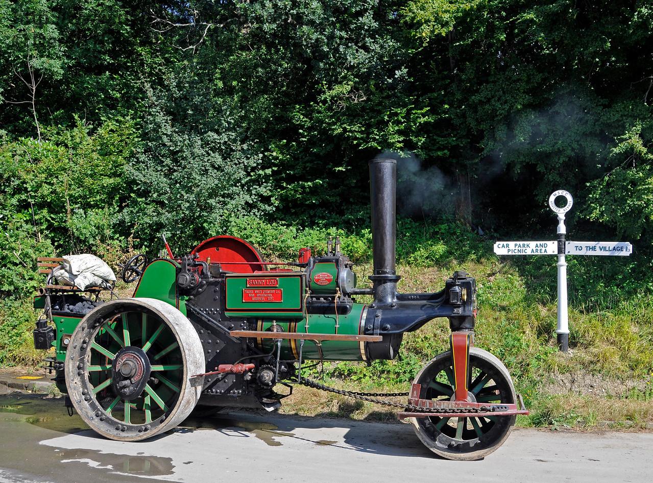 Vintage Transport Weekend, Horsted Keynes, 14.08.2016  16256
