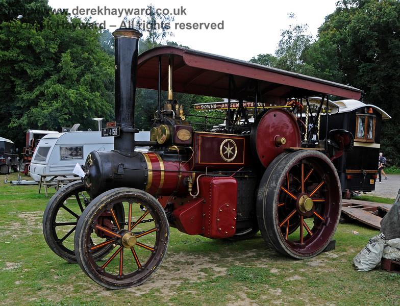 Vintage Transport Weekend, Horsted Keynes, 13.08.2016  15989