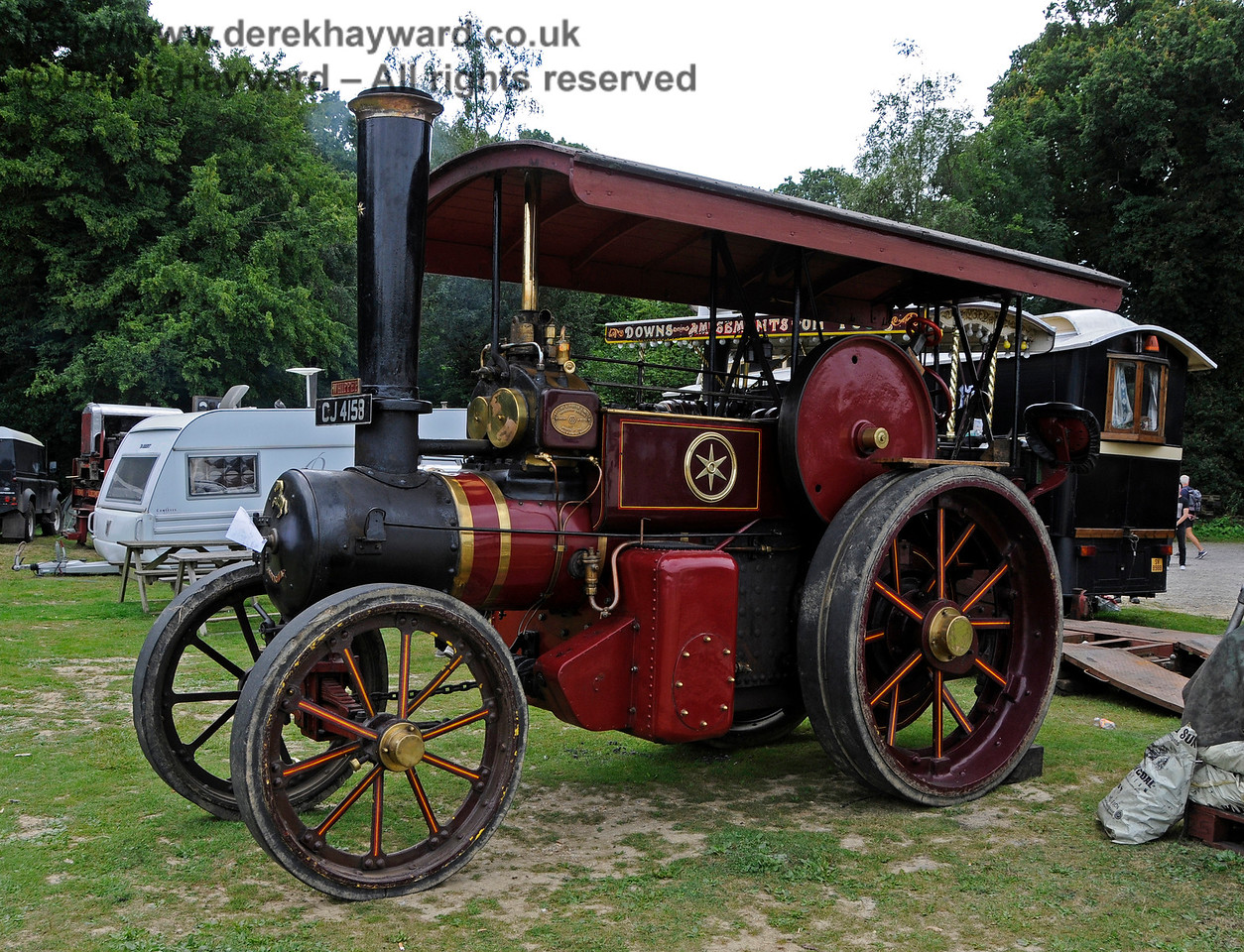 Vintage Transport Weekend, Horsted Keynes, 13.08.2016  15989
