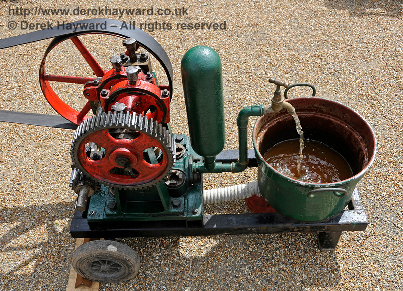 Vintage Transport Weekend, Horsted Keynes, 13.08.2016  15971