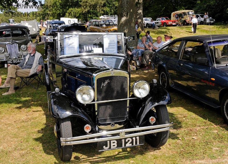 Vintage Transport Weekend, Horsted Keynes, 14.08.2016  16164