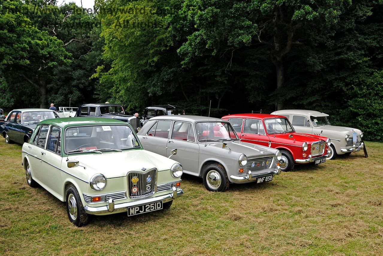 Vintage Transport Weekend, Horsted Keynes, 13.08.2016  16026