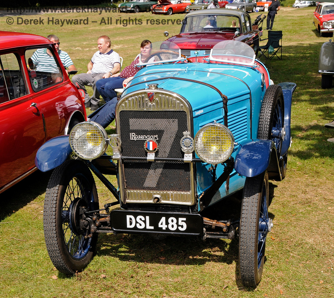 Vintage Transport Weekend, Horsted Keynes, 14.08.2016  16165