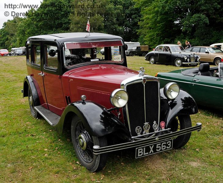 Vintage Transport Weekend, Horsted Keynes, 13.08.2016  16002