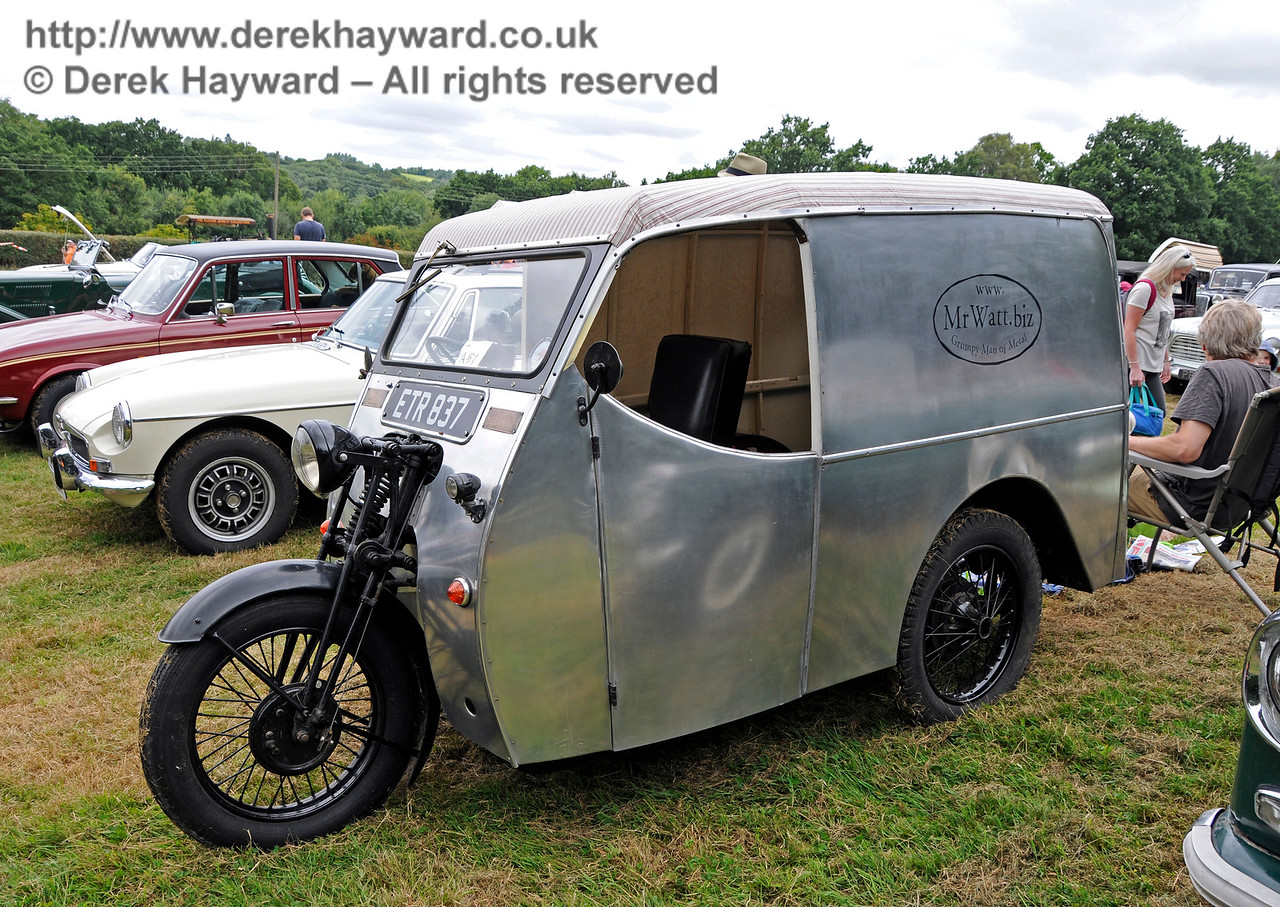 Vintage Transport Weekend, Horsted Keynes, 13.08.2016  16029