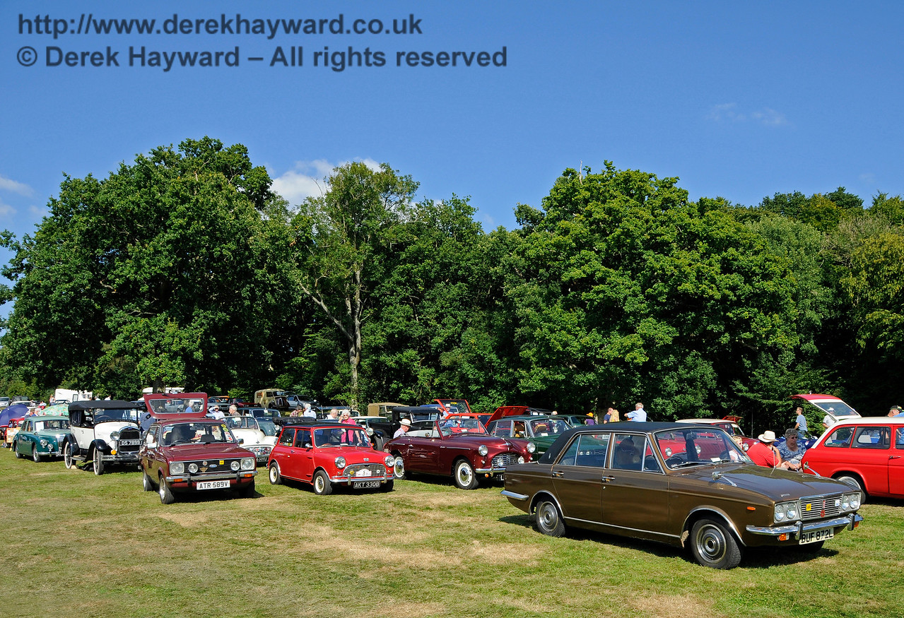 Vintage Transport Weekend, Horsted Keynes, 14.08.2016  16257