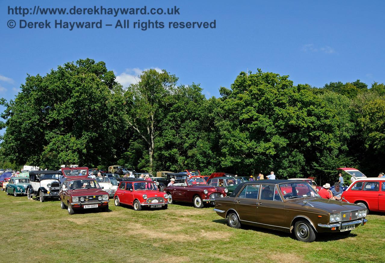 Vintage Transport Weekend, Horsted Keynes, 14.08.2016  16257