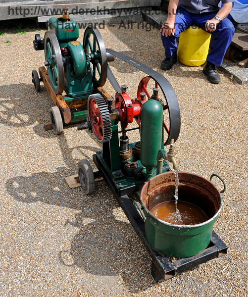 Vintage Transport Weekend, Horsted Keynes, 13.08.2016  15972