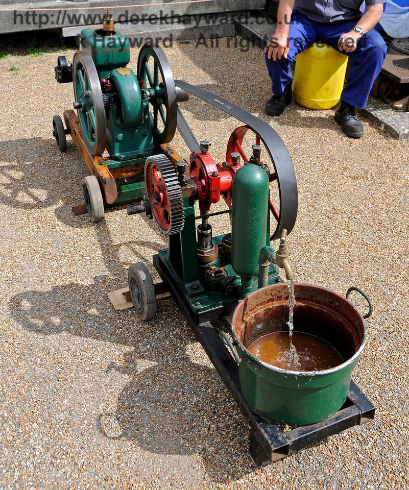 Vintage Transport Weekend, Horsted Keynes, 13.08.2016  15972