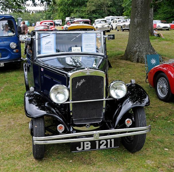 Vintage Transport Weekend, Horsted Keynes, 13.08.2016  16008