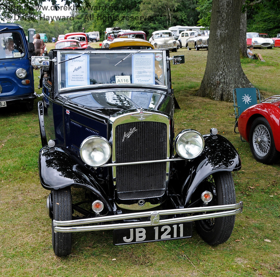 Vintage Transport Weekend, Horsted Keynes, 13.08.2016  16008