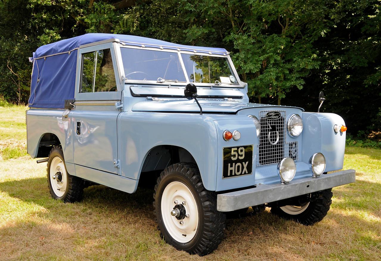 Vintage Transport Weekend, Horsted Keynes, 14.08.2016  16163