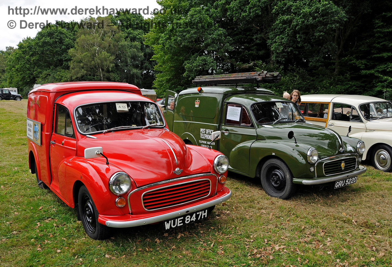 Vintage Transport Weekend, Horsted Keynes, 13.08.2016  16003