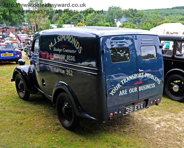 Vintage Transport Weekend, Horsted Keynes, 13.08.2016  16013