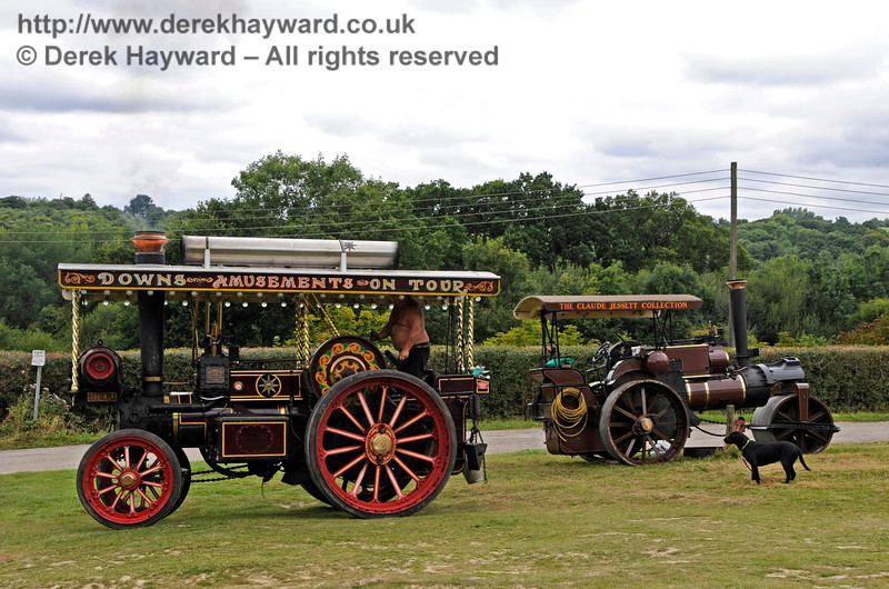 Vintage Transport Weekend, Horsted Keynes, 13.08.2016  16031