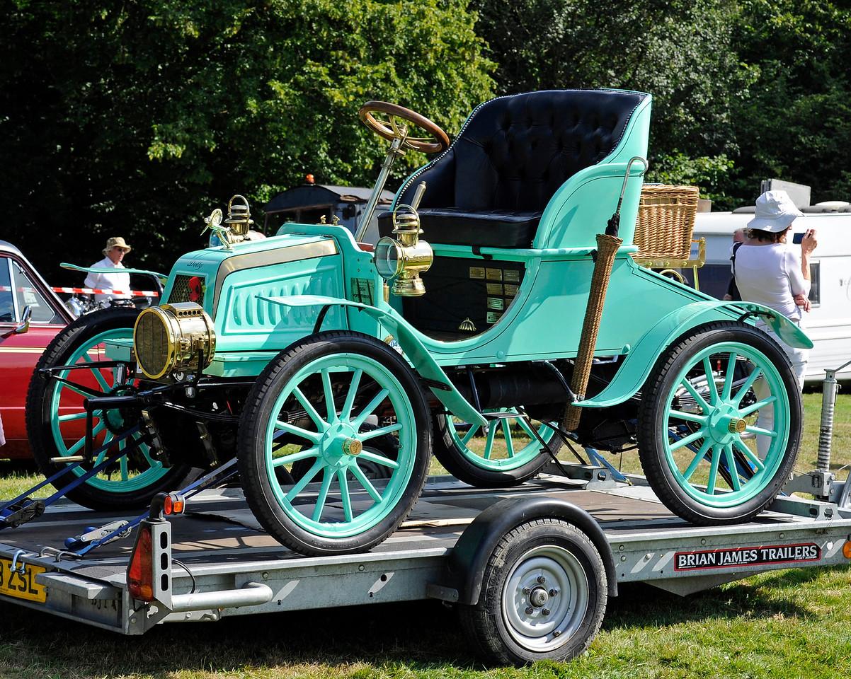 Vintage Transport Weekend, Horsted Keynes, 14.08.2016  13885