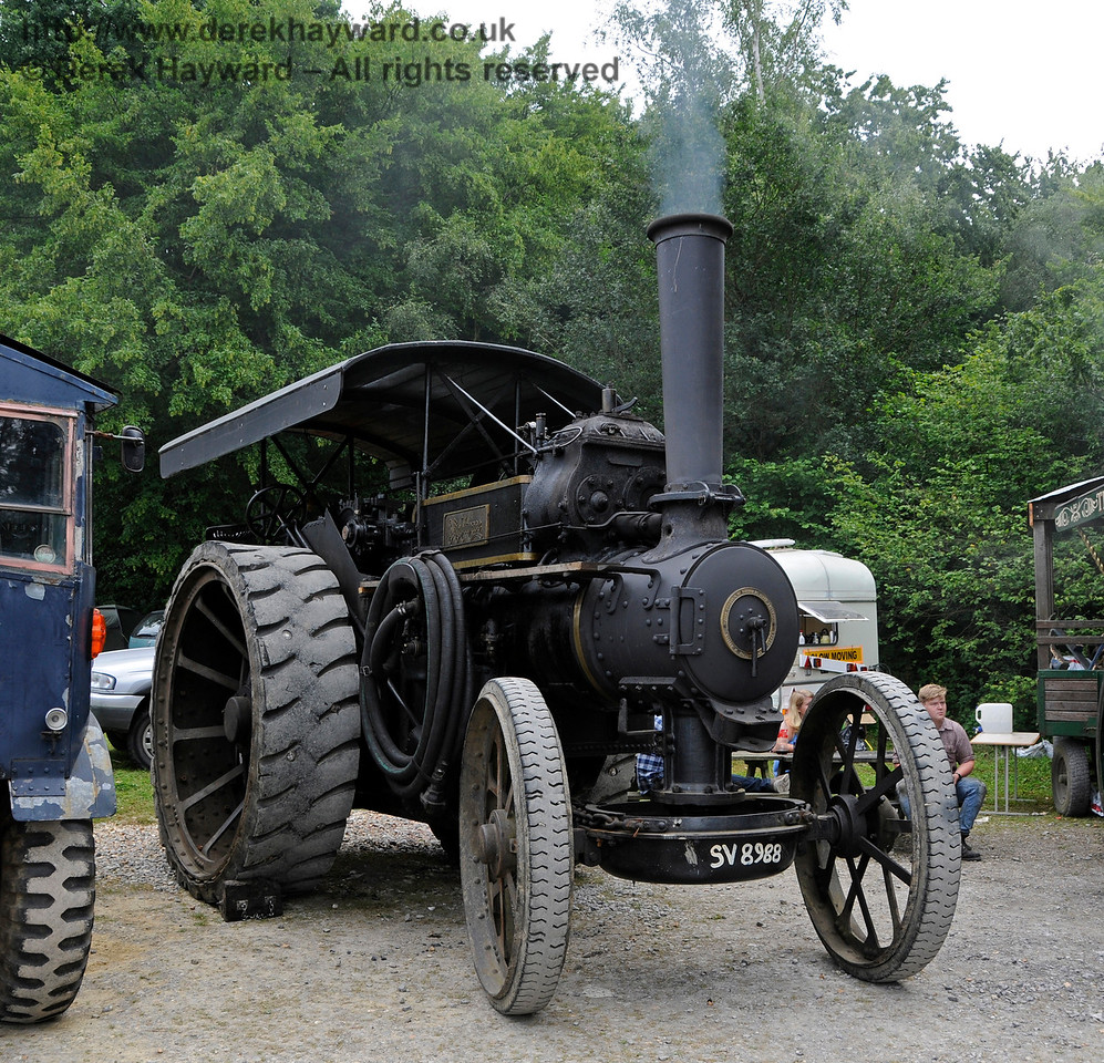 Vintage Transport Weekend, Horsted Keynes, 13.08.2016  15987