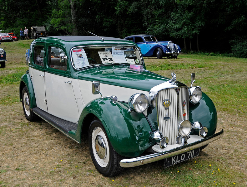 Vintage Transport Weekend, Horsted Keynes, 13.08.2016  16011