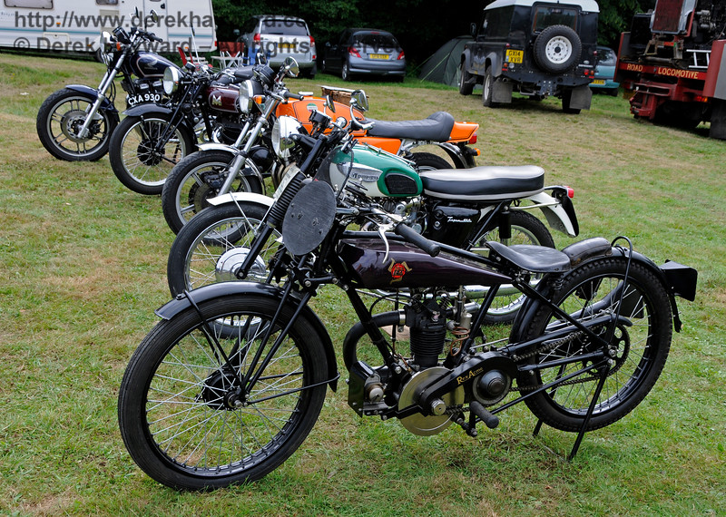 Vintage Transport Weekend, Horsted Keynes, 13.08.2016  15994