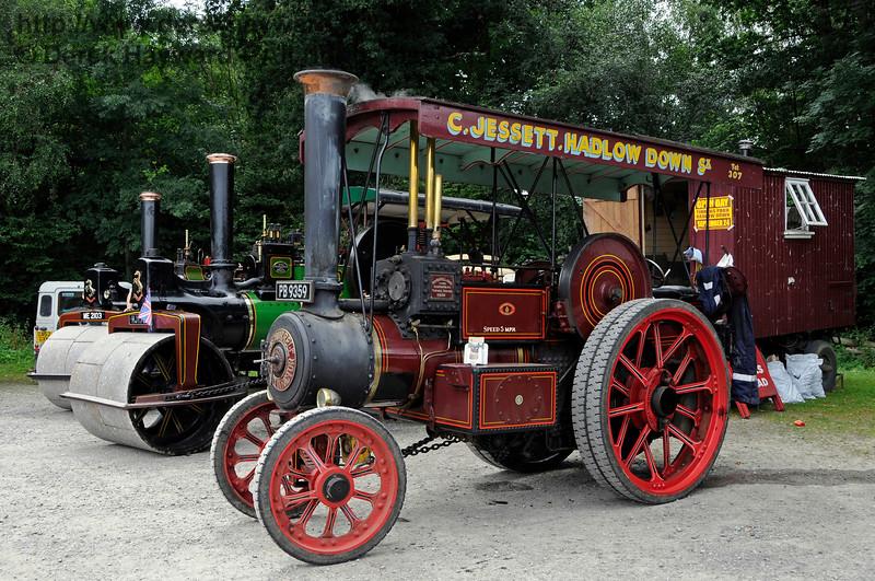 Vintage Transport Weekend, Horsted Keynes, 13.08.2016  15988
