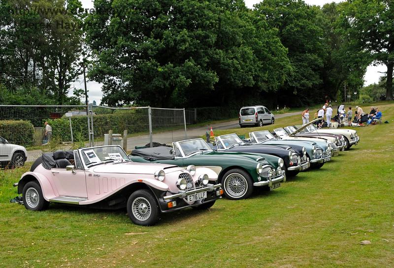 Vintage Transport Weekend, Horsted Keynes, 13.08.2016  16001