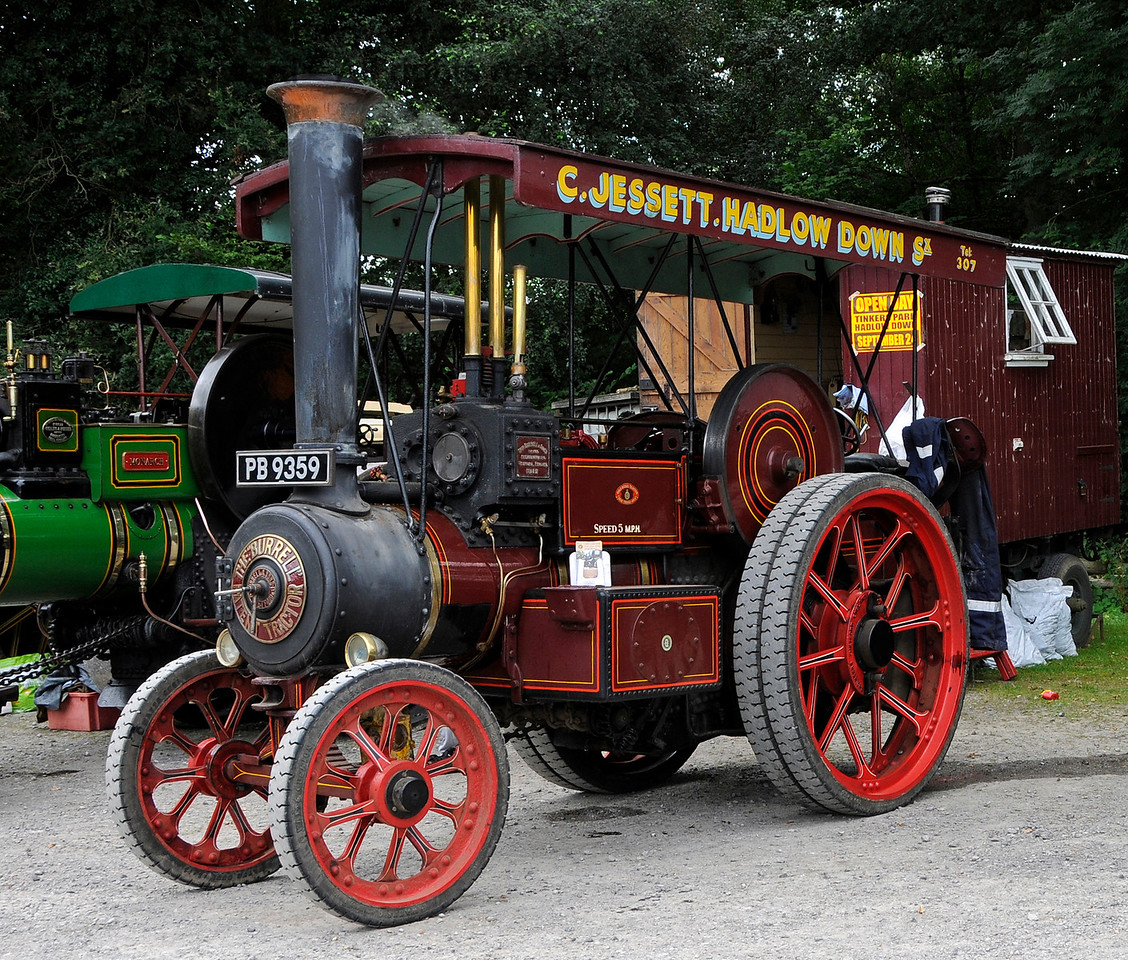 Vintage Transport Weekend, Horsted Keynes, 13.08.2016  15986