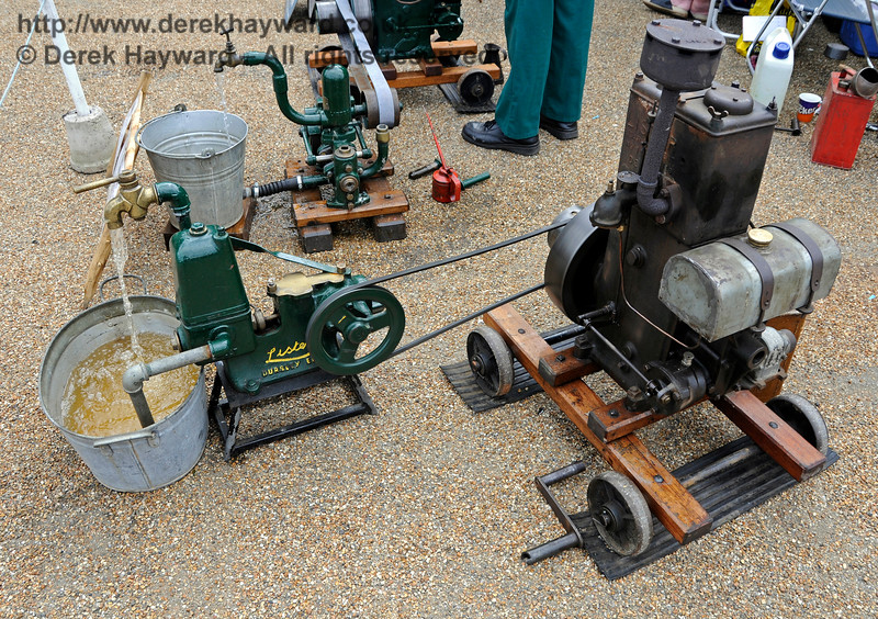 Vintage Transport Weekend, Horsted Keynes, 13.08.2016  15980