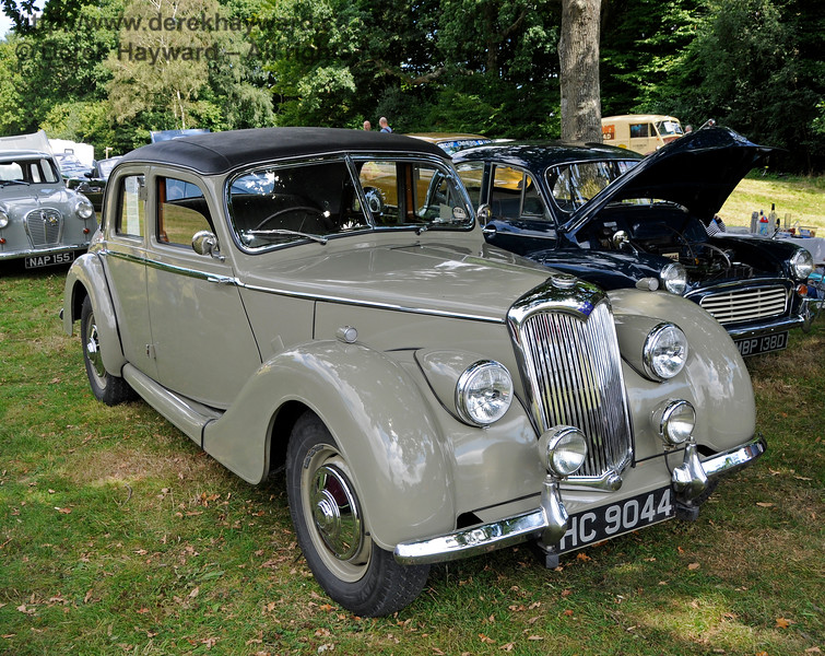 Vintage Transport Weekend, Horsted Keynes, 14.08.2016  16162