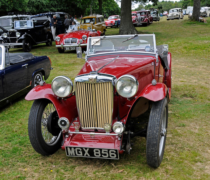 Vintage Transport Weekend, Horsted Keynes, 13.08.2016  16010