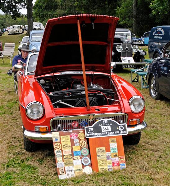 Vintage Transport Weekend, Horsted Keynes, 13.08.2016  16019