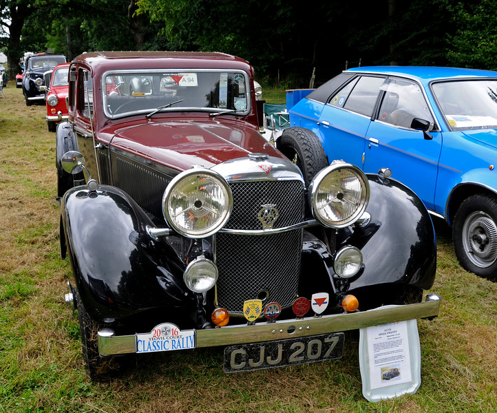 Vintage Transport Weekend, Horsted Keynes, 13.08.2016  16027