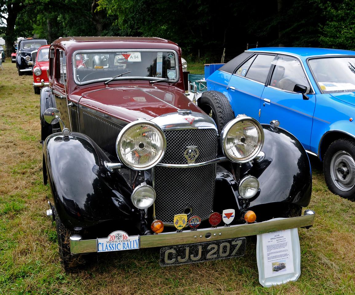 Vintage Transport Weekend, Horsted Keynes, 13.08.2016  16027