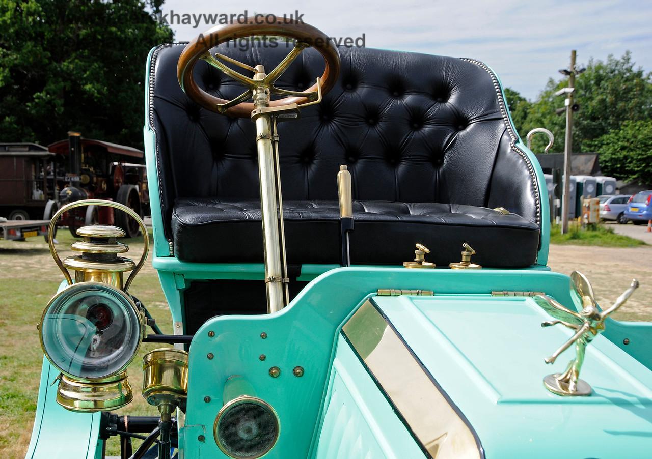 Vintage Transport Weekend, Horsted Keynes, 14.08.2016  16073