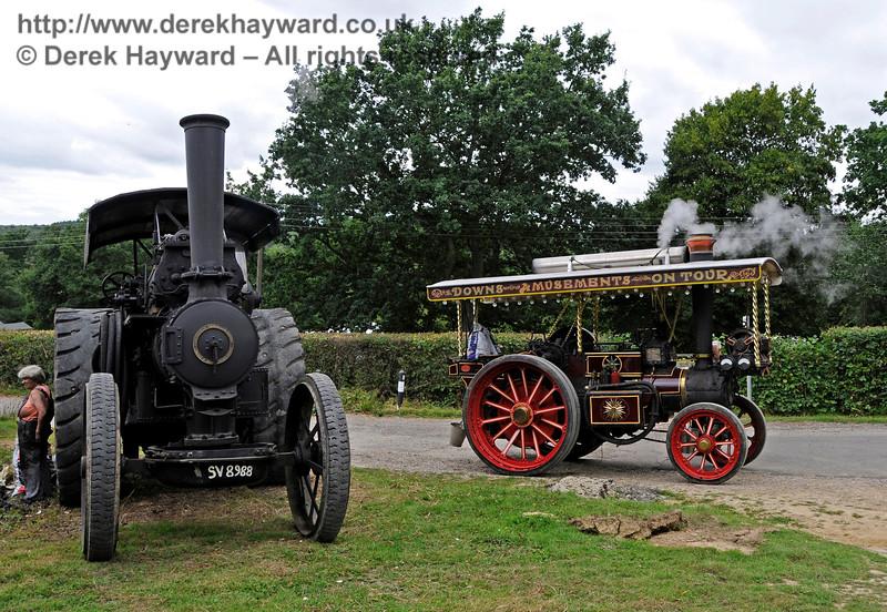 Vintage Transport Weekend, Horsted Keynes, 13.08.2016  16060