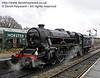 45231 poses at Horsted Keynes.  14.12.2013  9862