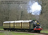5643 steams towards New Road Bridge with the Pullman.  30.03.2014  8822