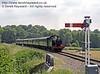 5643 steams towards New Road Bridge.  26.07.2014  9899