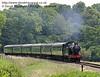 5643 steams towards New Road Bridge.  26.07.2014  9894