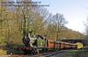 5643 steams north from Leamland Bridge.  16.03.2014  10059