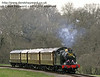 5643 steams towards New Road Bridge with the Pullman.  30.03.2014  8823