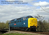 55019 Royal Highland Fusilier passes over the River Ouse Bridge at Sheffield Park.  19.04.2015  12338