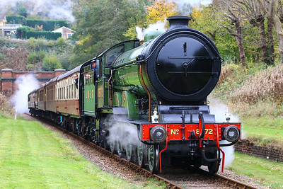 30th October 2016 - Giants of Steam Gala